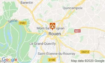 Kaart Rouen Studio 118116