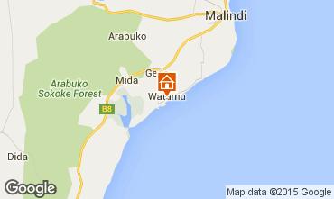 Kaart Malindi Villa 33970
