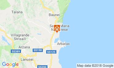 Kaart Lotzorai Villa 37184