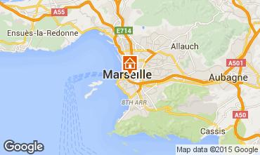 Kaart Marseille Studio 5953