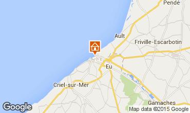 Kaart Mers Les bains Studio 58355