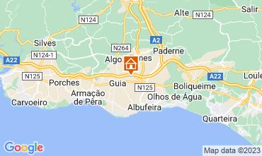 Kaart Albufeira Villa 118399