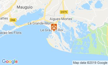 Kaart Le Grau du Roi Studio 93396