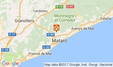 Kaart Barcelona Villa 111555
