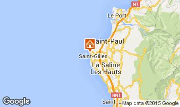 Kaart Saint Gilles Huis 9879