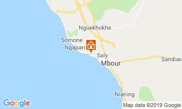 Kaart Saly Villa 117014