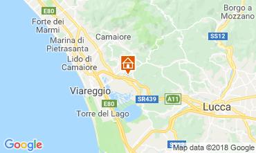 Kaart Massarosa Huis 108493