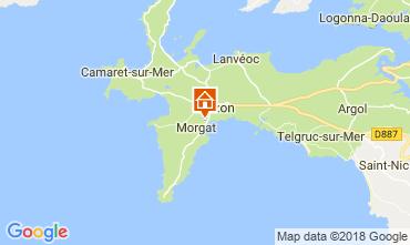 Kaart Morgat Huis 115636