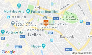 Kaart Brussel Appartement 118000