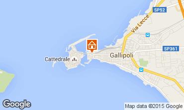 Kaart Gallipoli Studio 86067