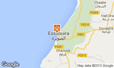 Kaart Essaouira Huis 87004