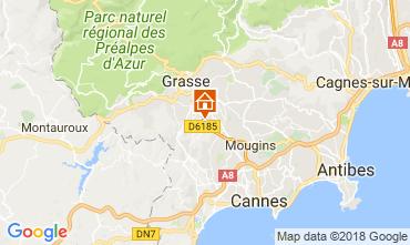 Kaart Cannes Huis 113345