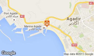 Kaart Agadir Appartement 87875