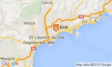 Kaart Nice Appartement 92095