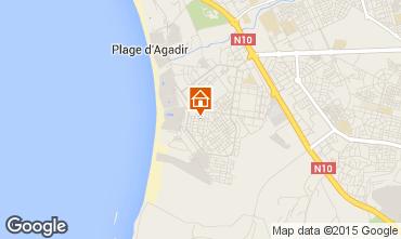 Kaart Agadir Villa 26355