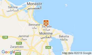 Kaart Monastir Appartement 117701