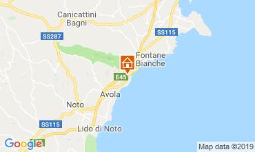 Kaart Avola Villa 95053