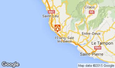 Kaart Saint Leu Stacaravan 94595