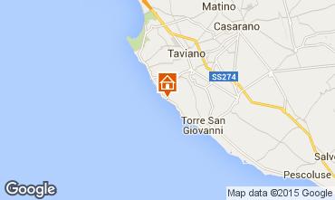 Kaart Gallipoli Villa 93054