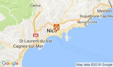 Kaart Nice Appartement 114380