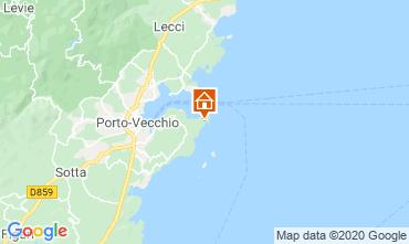 Kaart Porto Vecchio Huis 70501