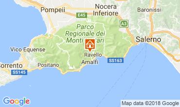 Kaart Ravello Villa 114444