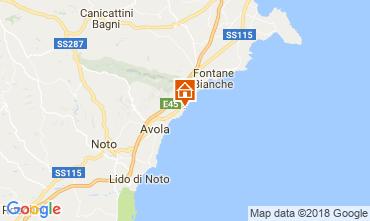 Kaart Avola Villa 16981