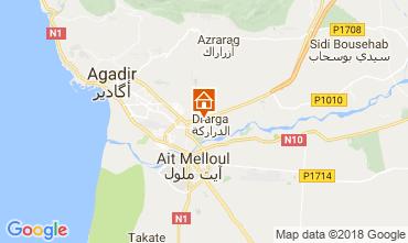 Kaart Agadir Appartement 113962
