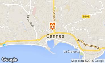 Kaart Cannes Studio 84968