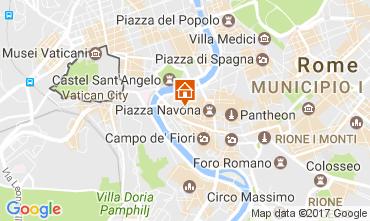 Kaart Rome Appartement 109742