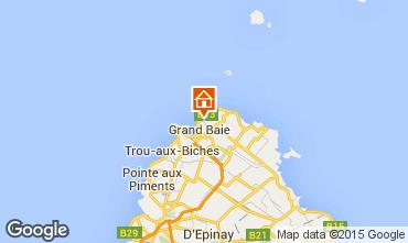 Kaart Péreybère Villa 96231