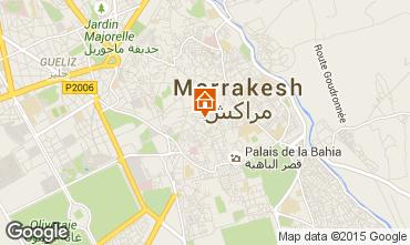 Kaart Marrakech Huis 40947