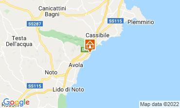 Kaart Avola Appartement 41910